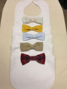 bib bow ties
