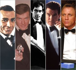 james bond bow ties