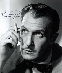 vincent price bow tie