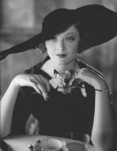 myrna loy circa 1934 by ted allan