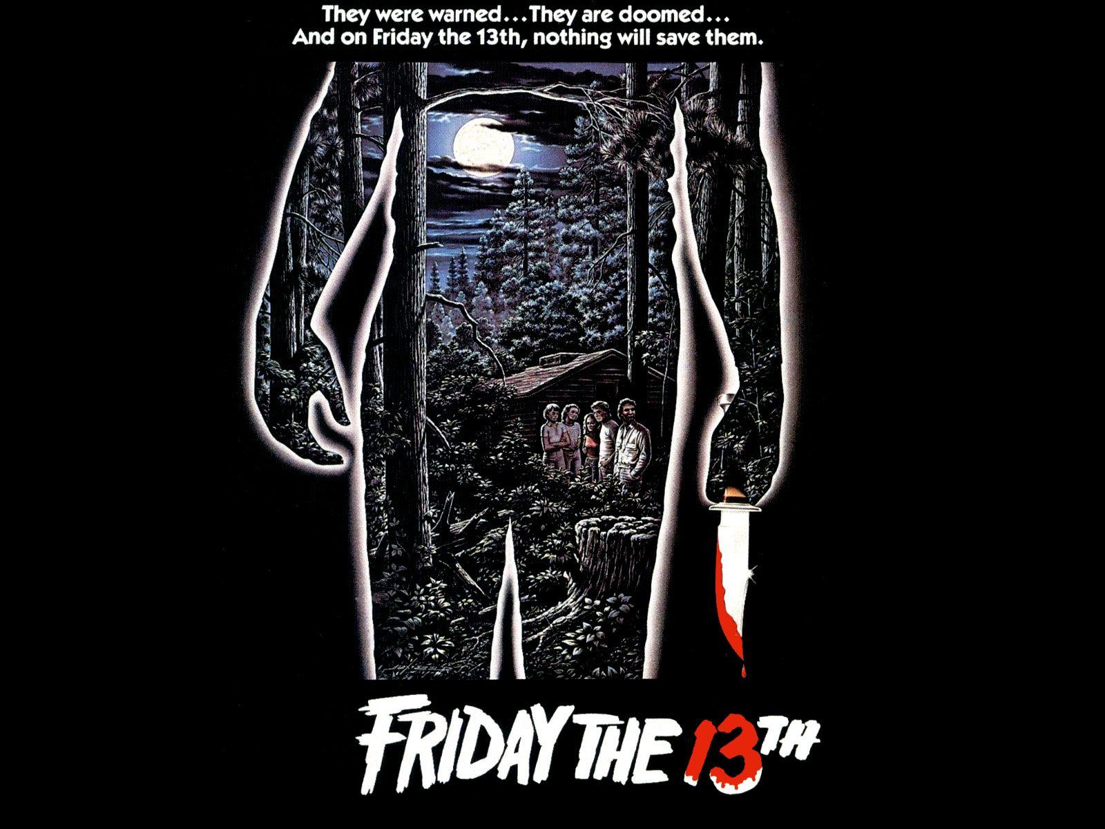 Friday the 13th | crashing nightingale