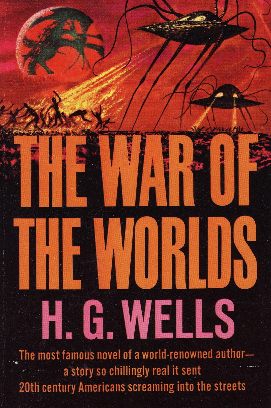 a short review of war of the worlds a novel by h g wells User review - michelle tempted by books the war of the worlds h g wells, robert blaisdell, john green he began to sell articles and short stories regularly.