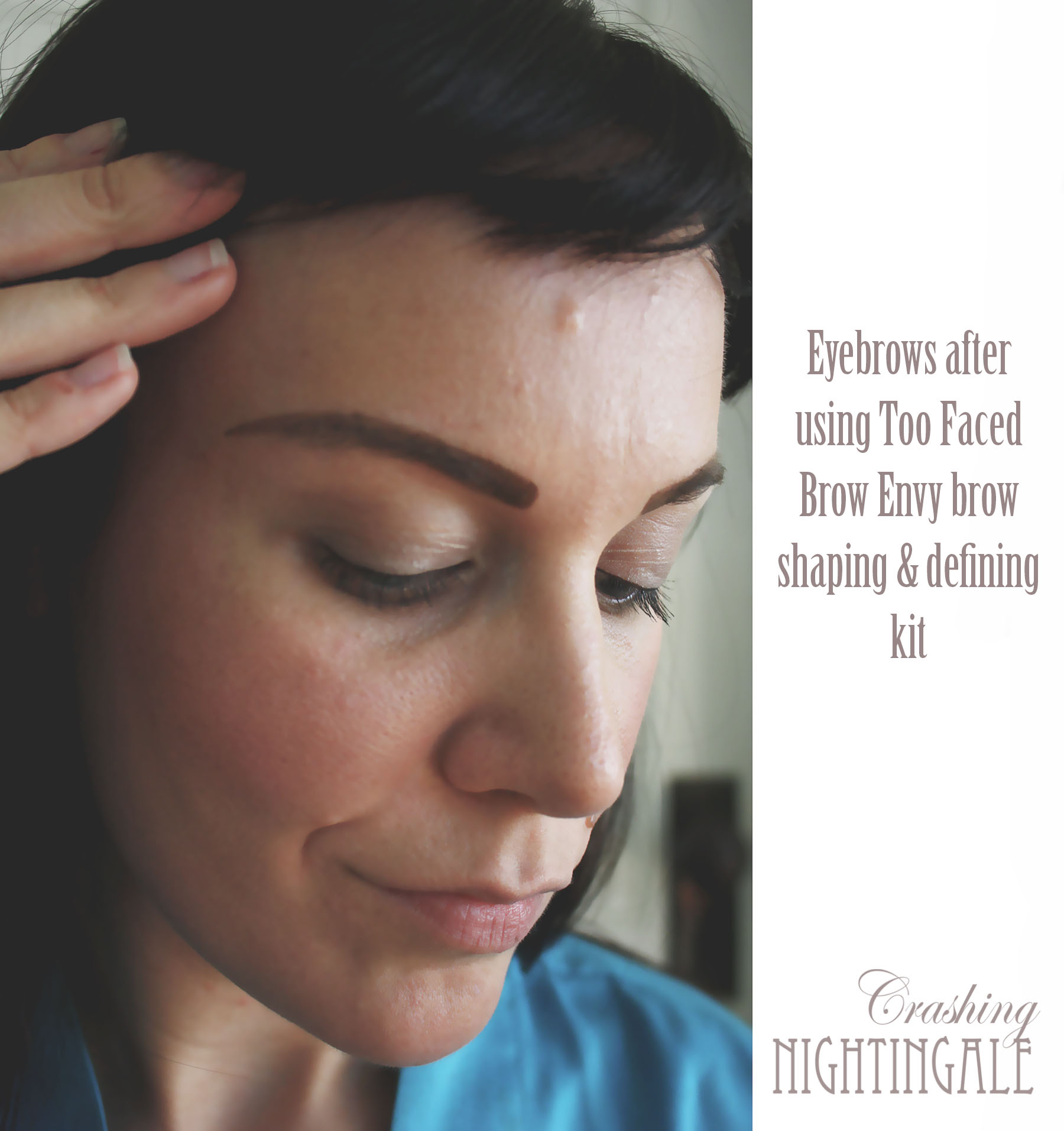 Brow Envy Shaping And Defining Kit Crashing Nightingale
